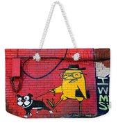 Graffiti 15 Weekender Tote Bag