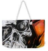 Graffiti 21 Weekender Tote Bag