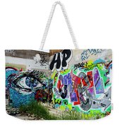 Graffiti 3 Weekender Tote Bag