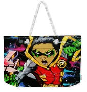 Graffiti 5 Weekender Tote Bag