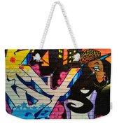 Graffiti 9 Weekender Tote Bag
