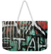 Graffiti Abstract 1 Weekender Tote Bag