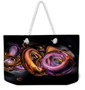 Graffiti Abstract Weekender Tote Bag