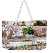 Graffiti Art Lencois Brazil Weekender Tote Bag