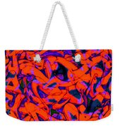 Graffiti Mashup 697 1 Weekender Tote Bag