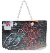 Graffiti Pigeon Weekender Tote Bag