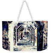 Graffiti Under Bridge Weekender Tote Bag