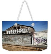 Graffiti Wall Weekender Tote Bag