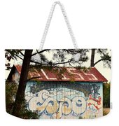 Grafitti One Weekender Tote Bag