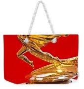 Graham Goddess Hood Ornament Weekender Tote Bag
