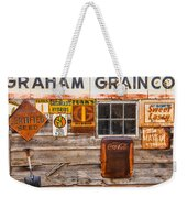 Graham Grain Company Weekender Tote Bag