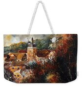 Graide Village Belgium Weekender Tote Bag