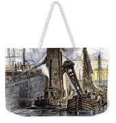 Grain Elevator, 1877 Weekender Tote Bag