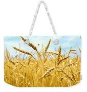 Grain Field Weekender Tote Bag by Elena Elisseeva