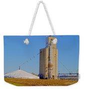 Grain Storage Hdr No1 Weekender Tote Bag