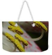 Grains Of Pollen Weekender Tote Bag