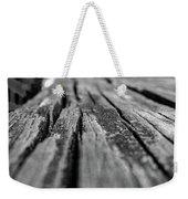 Grains Of Wood Weekender Tote Bag