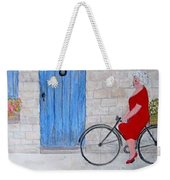 Gran In Provence Weekender Tote Bag