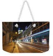 Gran Via Light Trails 1.0 Weekender Tote Bag