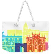 Granada Skyline Pop Weekender Tote Bag