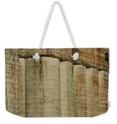 Granary Silos With Window Weekender Tote Bag