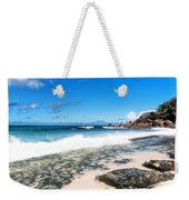 Grand Anse Beach Weekender Tote Bag