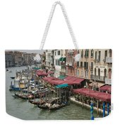 Grand Canal 4261 Weekender Tote Bag
