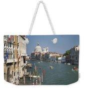 Grand Canal 4443 Weekender Tote Bag