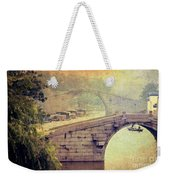 Grand Canal Bridge Suzhou Weekender Tote Bag