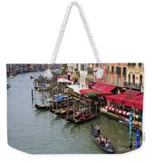 Grand Canal, Venice, Italy Weekender Tote Bag
