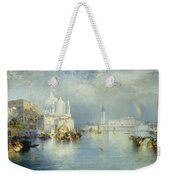 Grand Canal Venice Weekender Tote Bag