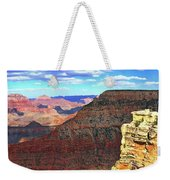 Grand Canyon # 22 - Mather Point Overlook Weekender Tote Bag