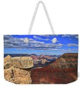 Grand Canyon # 29 - Mather Point Overlook Weekender Tote Bag