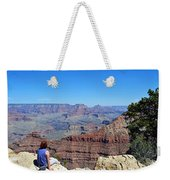 Grand Canyon 14 Weekender Tote Bag