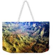 Grand Canyon Aerial View Weekender Tote Bag