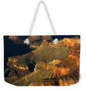 Grand Canyon Arizona Light And Shadow 1 Weekender Tote Bag