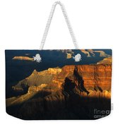Grand Canyon Arizona Light And Shadow 2 Weekender Tote Bag