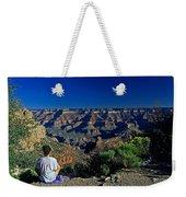 Grand Canyon Meditation Weekender Tote Bag