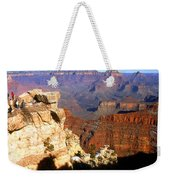 Grand Canyon National Park Arizona Panorama Weekender Tote Bag