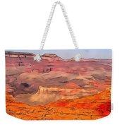 Grand Canyon National Park Summer Weekender Tote Bag