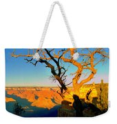 Grand Canyon National Park Winter Sunrise On South Rim Weekender Tote Bag