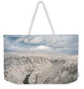 Grand Canyon Of Pa In Infrared Weekender Tote Bag