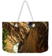Grand Canyon Of The Yellowstone 2 Weekender Tote Bag