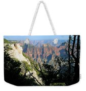 Grand Canyon Sunset On North Rim Weekender Tote Bag