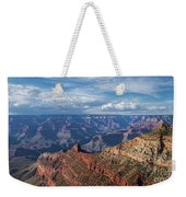 Grand Canyon View 1 Weekender Tote Bag