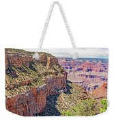 Grand Canyon, View From South Rim Weekender Tote Bag
