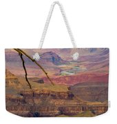Grand Canyon Vista Weekender Tote Bag