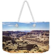 Grand Canyon West Rim Weekender Tote Bag