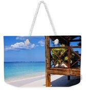 Grand Cayman Relaxing Weekender Tote Bag