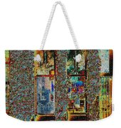 Grand Central Bakery Mosaic Weekender Tote Bag